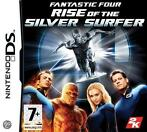 Fantastic Four Rise of the Silver Surfer (Nintendo DS use...