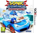 Sonic and All-Stars Racing Transformed (Nintendo 3DS)