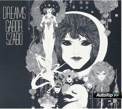 GABOR SZABO - DREAMS-CD DELUXE DIGIPACK  CD NEU