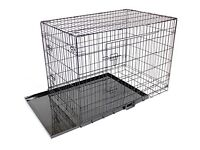 Large Dog - puppy cage crate