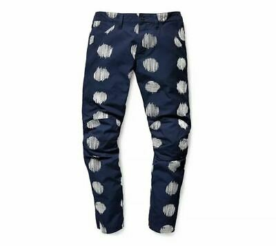 G-Star Raw Elwood X25 5622 3D Tapered Men's Kimono Print Jeans Pharrell, used for sale  Shipping to Ireland
