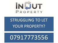 STRUGGLING TO LET YOUR PROPERTY?