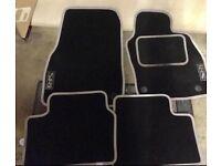 Vauxhall Astra SRI car mats