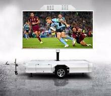 MOBILE LED SCREEN TRAILER ON SALE & HIRE Beverly Hills Hurstville Area Preview