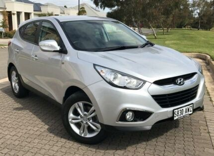 2013 Hyundai ix35 LM2 SE Silver 6 Speed Sports Automatic Wagon