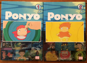 PONYO books 2 for $10