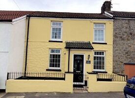 Rent a lovely 3 bedroom house in Abercanaid