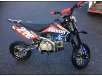 Stomp 155 pitbike 550 Ono or swaps for ped