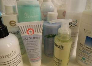 Milk & gentle cleansers - Bioderma, Neutrogena, Kiss My Face