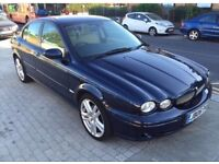 JAGUAR X-TYPE 2006(06) BLUE FOR SALE WITH HIGH SPECS