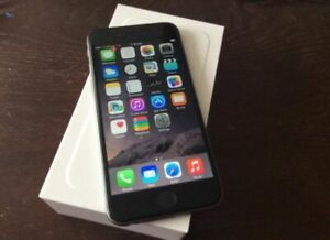 SUPER MINT+128GB iPhone 6 Space Grey With ACCESSORIES+UNLOCKED