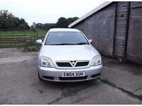 Vauxhall vectra estate 2.0dti