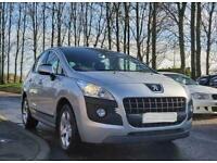 2012 Peugeot 3008 1.6 HDI ACTIVE 5d 115 BHP Hatchback Diesel Manual