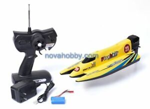 RC Ready to Run Formula 1 Fast Racing Boat Brand New