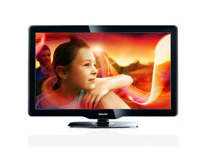 "40"" Phillips Flat Screen TV - LCD"