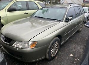 2003 Holden Commodore VY II Acclaim Green 4 Speed Automatic Wagon Werribee Wyndham Area Preview