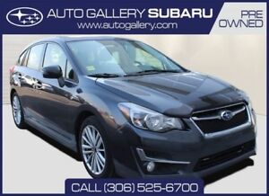 2015 Subaru Impreza 2.0i w/Limited Pkg