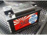 BRAND NEW CAR/VAN BATTERY 1 MONTH OLD
