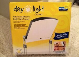 Day Light for bright light therapy