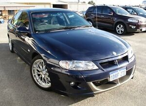 2001 Holden Special Vehicles Clubsport VX R8 Blue 4 Speed Automatic Sedan Bellevue Swan Area Preview