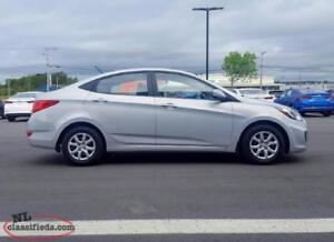 2014 Hyundai Accent FOR SALE