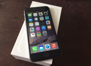 LIKE NEW- 64GB iPhone 6 Space Grey With ACCESSORIES+UNLOCKED
