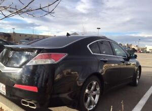2010 Acura TL tech package AWD