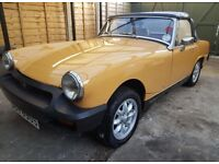 Mg Midget 1500 fun car
