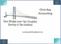 •• Personal Income Tax Returns ••• 15+yrs of Experience ••
