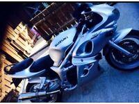 Suzuki SV650 s £1000 ono