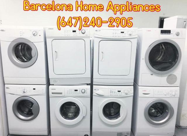 apartment size washer dryer frontload sale end wednesday