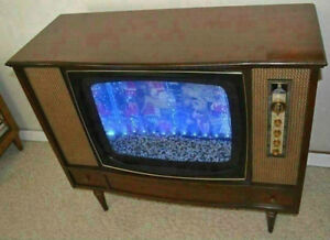 1960's Repurposed T.V. Aquarium Edmonton Edmonton Area image 3
