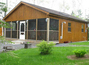 One level home in popular cottage country at Canyon Point Resort
