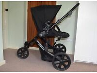 Black Thunder-Britax B-Smart 3 Pushchair (£400.00 @Asda) Selling £65.00! £ On Collection - No PayPal