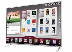 LG 42LB5800 42-inch 1080P LED Smart TV