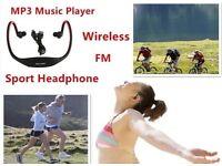 Slim Sport Bluetooth Headphones.