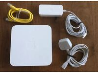 Apple AirPort Extreme Base Station 802.11n wireless