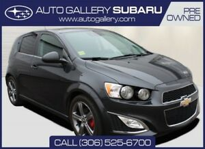 2014 Chevrolet Sonic RS | SPORT APPERANCE PACKAGE | ALLOY WHEELS