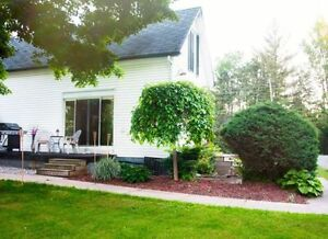 Charming Country Home on 28 Acres Near Fonthill