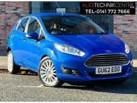 2012 Ford Fiesta 1.6 Titanium 5dr Powershift HATCHBACK Petrol Automatic