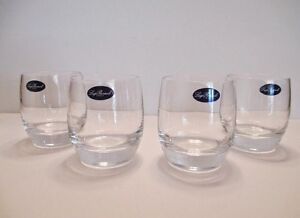 Double Old Fashioned/Contemporary wine glasses