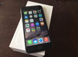 LIKE NEW-64GB iPhone 6 Space Grey With ACCESSORIES+UNLOCKED