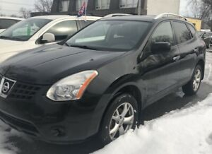 2010 Nissan Rogue S,AWD ,4cyl,CLEAN HISTORY S,AWD,no accident ,4