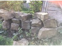 Rockery Stones Decorative Garden