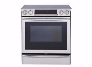Cuisinière encastrable 5.8 pi³ Stainless Samsung ( NE58F9710WS )