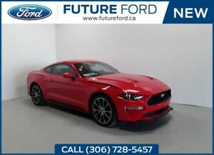 2018 Ford Mustang EcoBoost Premium | SYNC3 | 10 SPEED AUTO|NAVIG