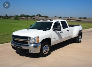 CHEVROLET DUALLY......WANTED