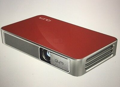 Vivitek Qumi Q3 Plus HD Pocket Projector Vivitek - Red