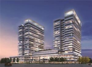 Brand New Luxury Condo In The Heart Of Oakville By GO STATION!