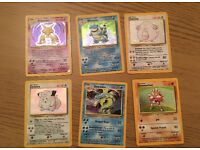 Pokemon Cards - Base set